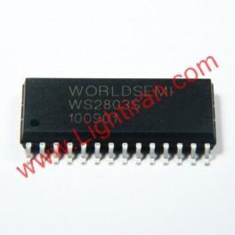 آی سی WS2803 SMD