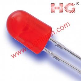 ال ای دی اوال قرمز HG - بسته هزار تایی